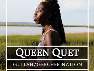 Queen Quet Presents at the University of Florida