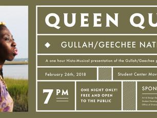 "Queen Quet presents ""Who WEBE @GullahGeechee at Anderson University"