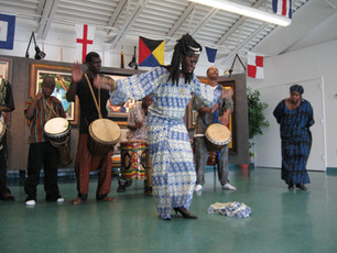 Charleston Post & Courier features Gullah/Geechee Nation International Music & Movement Fest
