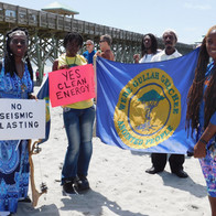 Standing Against Offshore Drilling