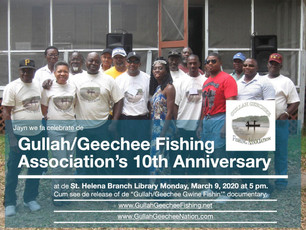 Queen Quet Releases Documentary for Gullah/Geechee Fishing Association's 10th Anniversary!