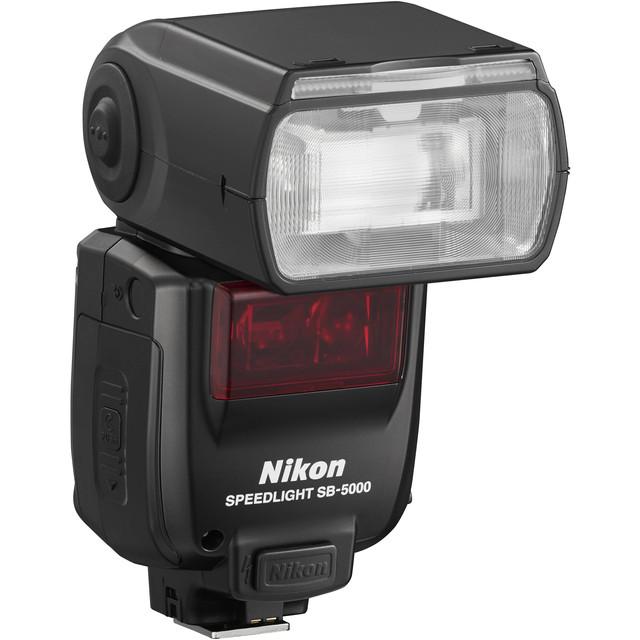 Nikon flash