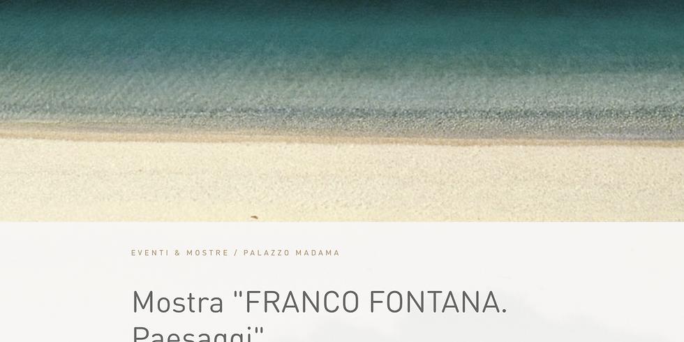 Mostra Franco Fontana