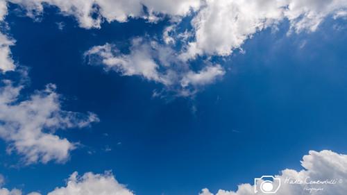 Uppon the sky