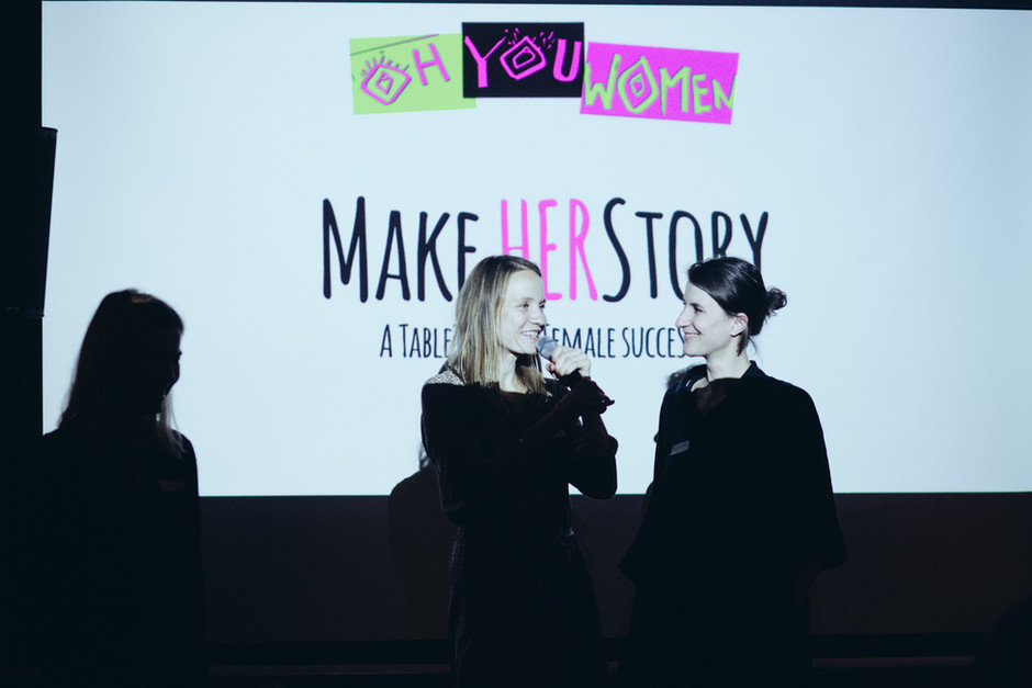 TableTalk #6: Make HERStory