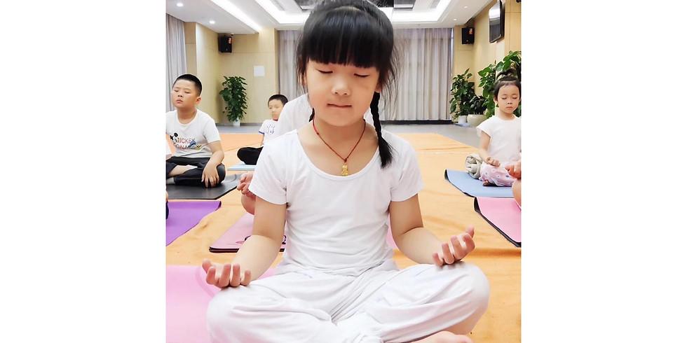SAN RAMON- Yoga for kids