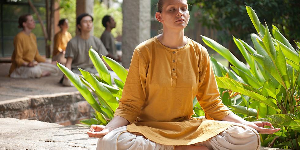 Mantra yoga + Shanmukhi