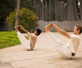 Angamardana, isha yoga, shivangi hatha y