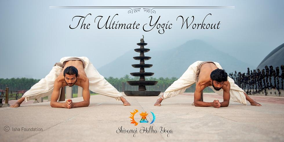Angamardana - The Ultimate Yogic Workout! (Full)