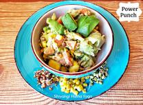Yogic salad