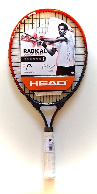 Head Radical Murray Junior Racket 6-8 yrs 23inch