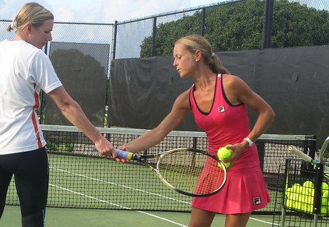 Club Tennis Lesson Gift Voucher 3 x 1hour