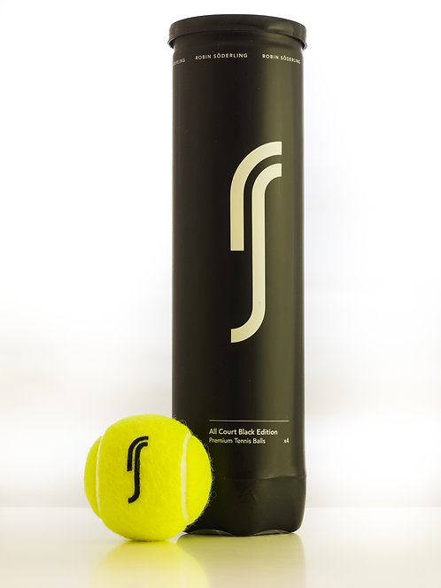 2cans of RS Tennis Balls tube of 4