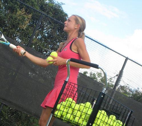 Home Court Tennis Lesson Gift Voucher 1hour