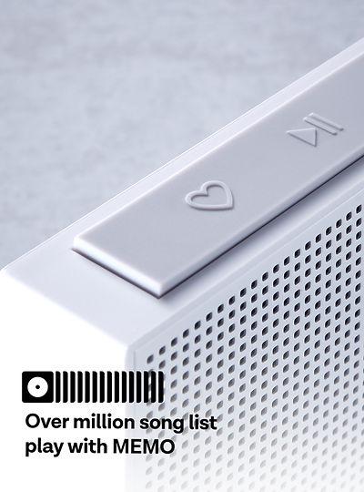 Nexum MEMO Alexa Enabled WiFi + Bluetooth Speaker Portable 2200mAh