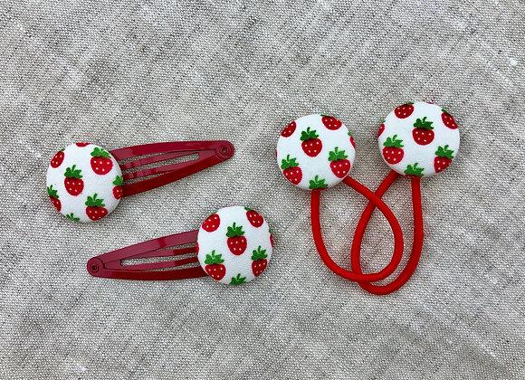 Spangen Erdbeeren