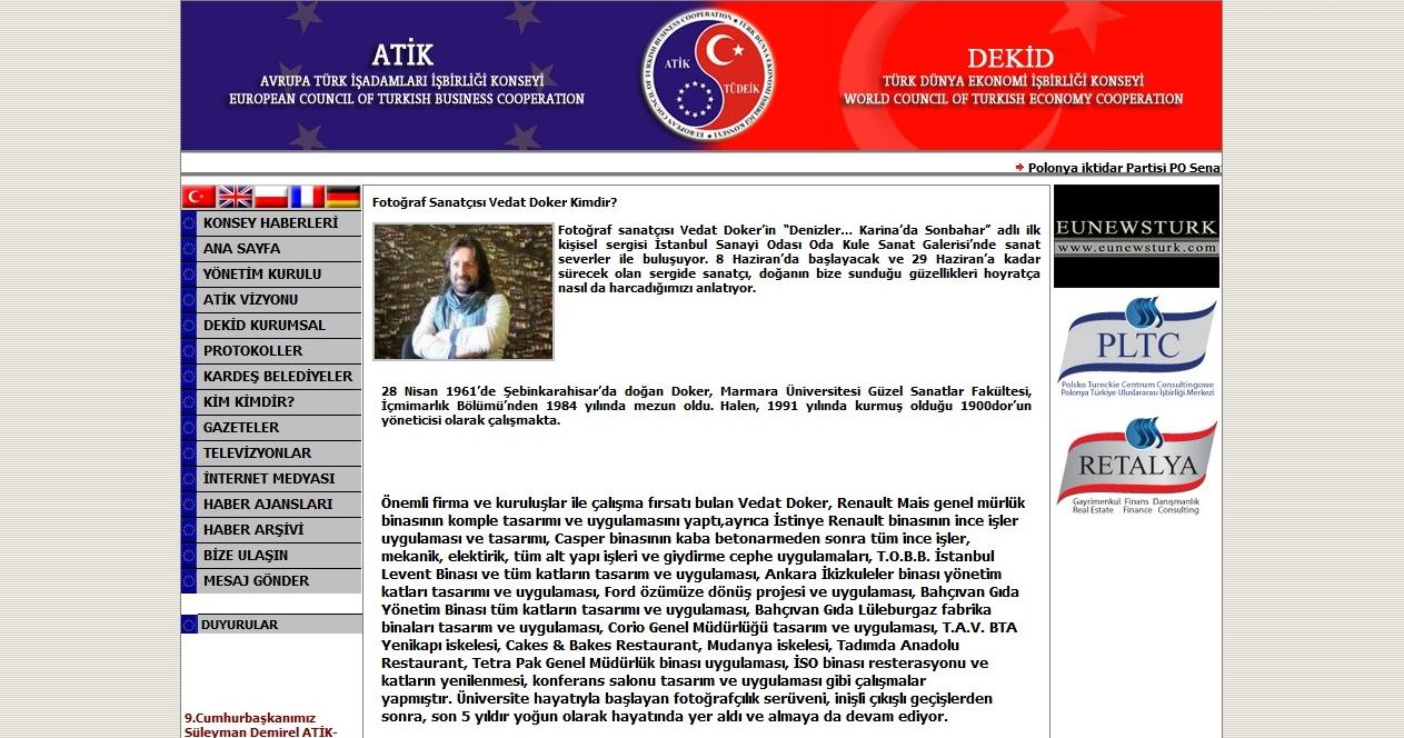 atik'den biyografi