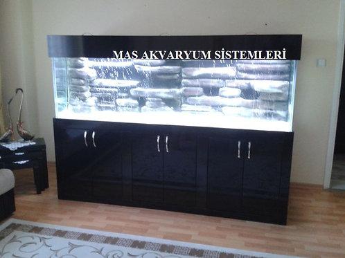 Mas Özel Ful Akvaryum 3D 250 cm