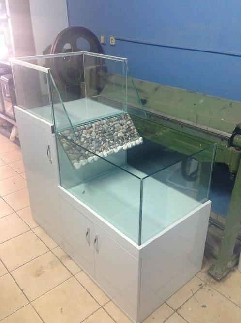 75 cm Su Kaplumbağası Akvaryumları