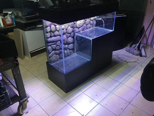 120 cm Drop Akvaryum