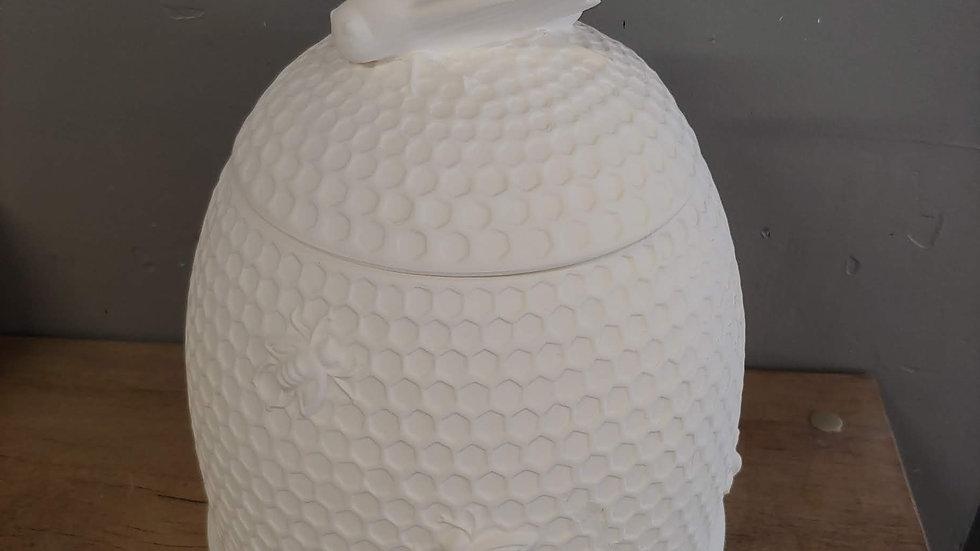 Bee Cookie Jar