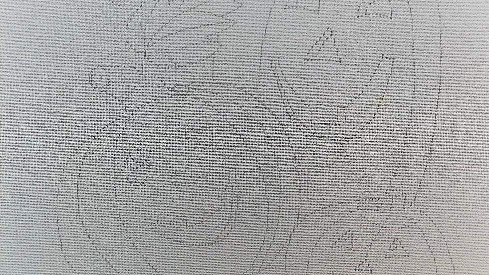 Jack-O-Lanterns Trio