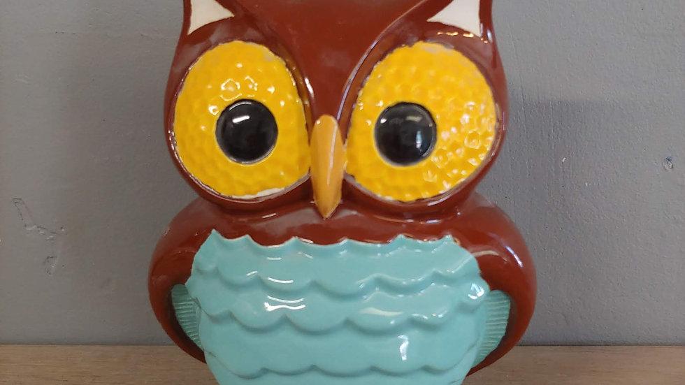 Owl Hidden
