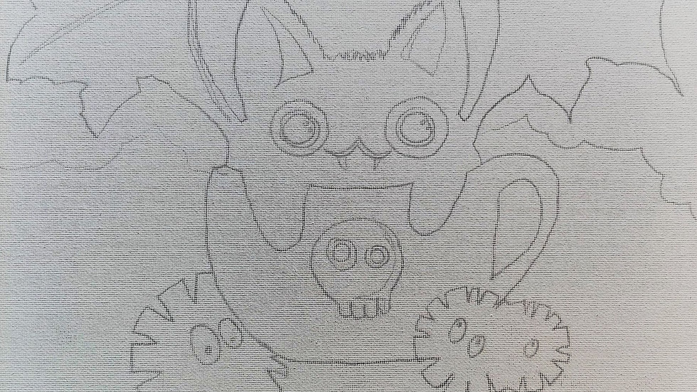 Bat in a Cup