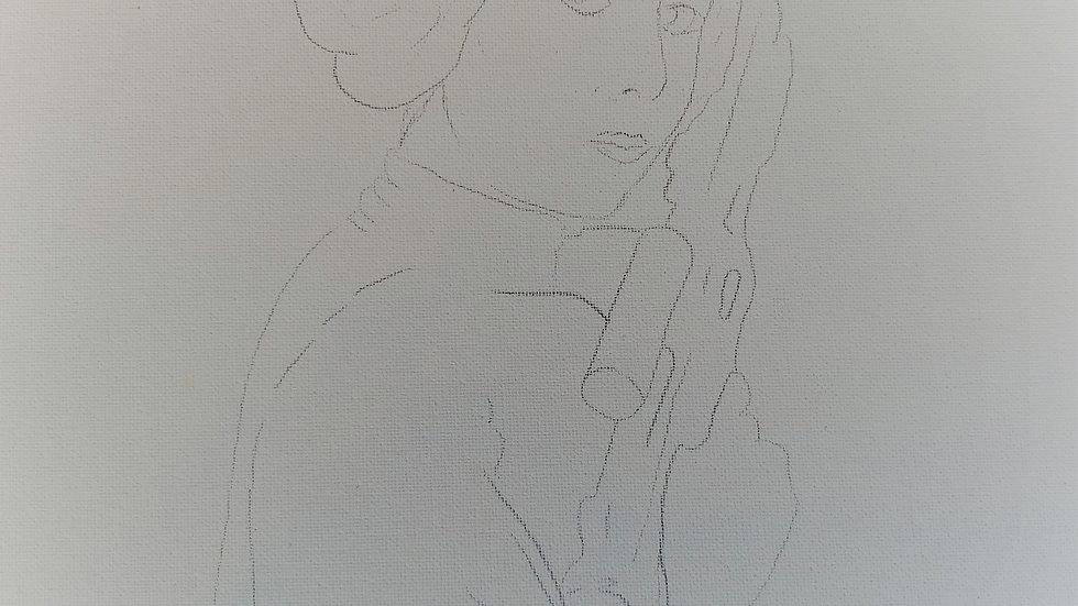 Princess Leia Canvas