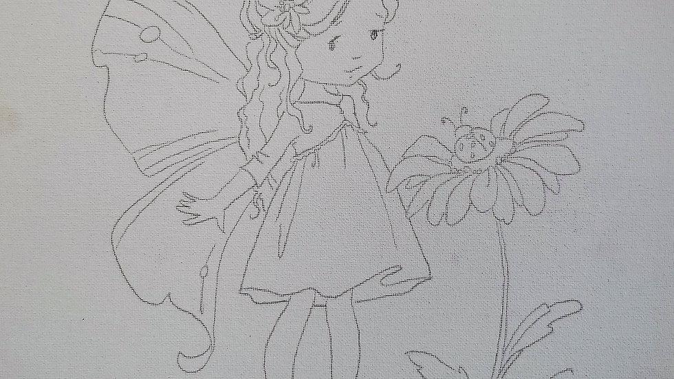 Sweet Fairy Canvas