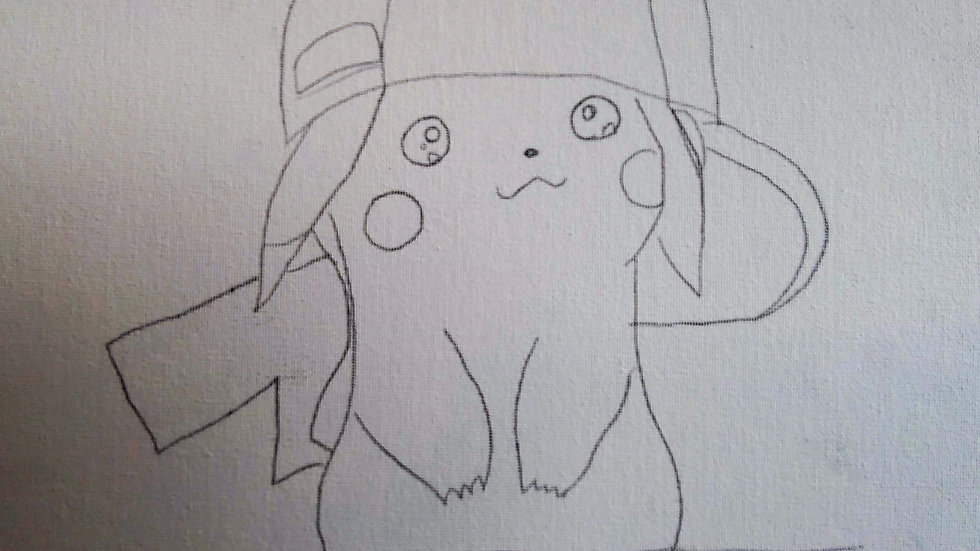 Cool Pokemon Canvas