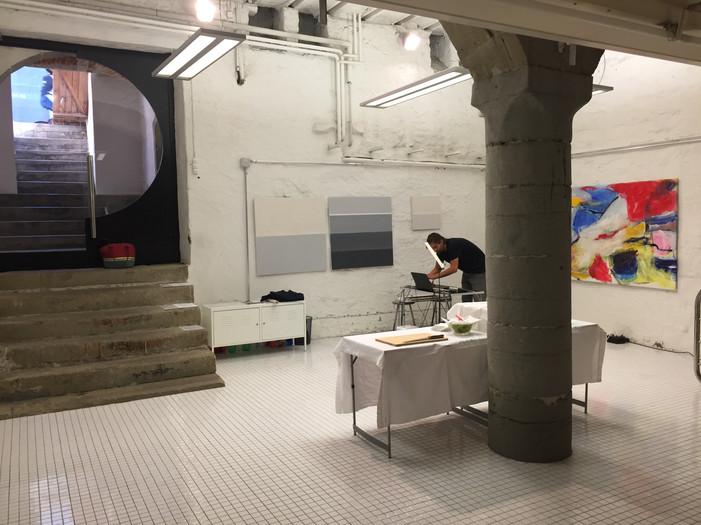 Exhibition view KUNSTRAUM36, Bern