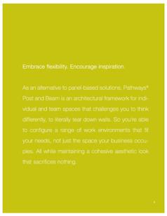 Pathways Brochure