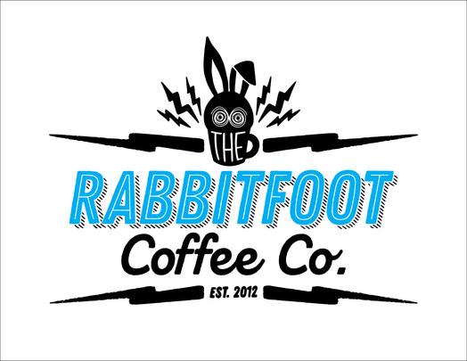 Rabbitfoot Coffee Co. Logo