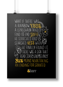 """""""Yes&"""" Campaign 