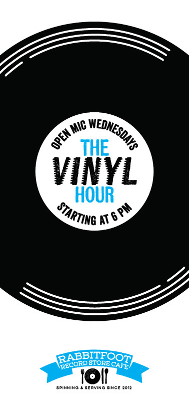 The Vinyl Hour | Poster