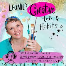 Introducing Leonie Dawson!  Day 45