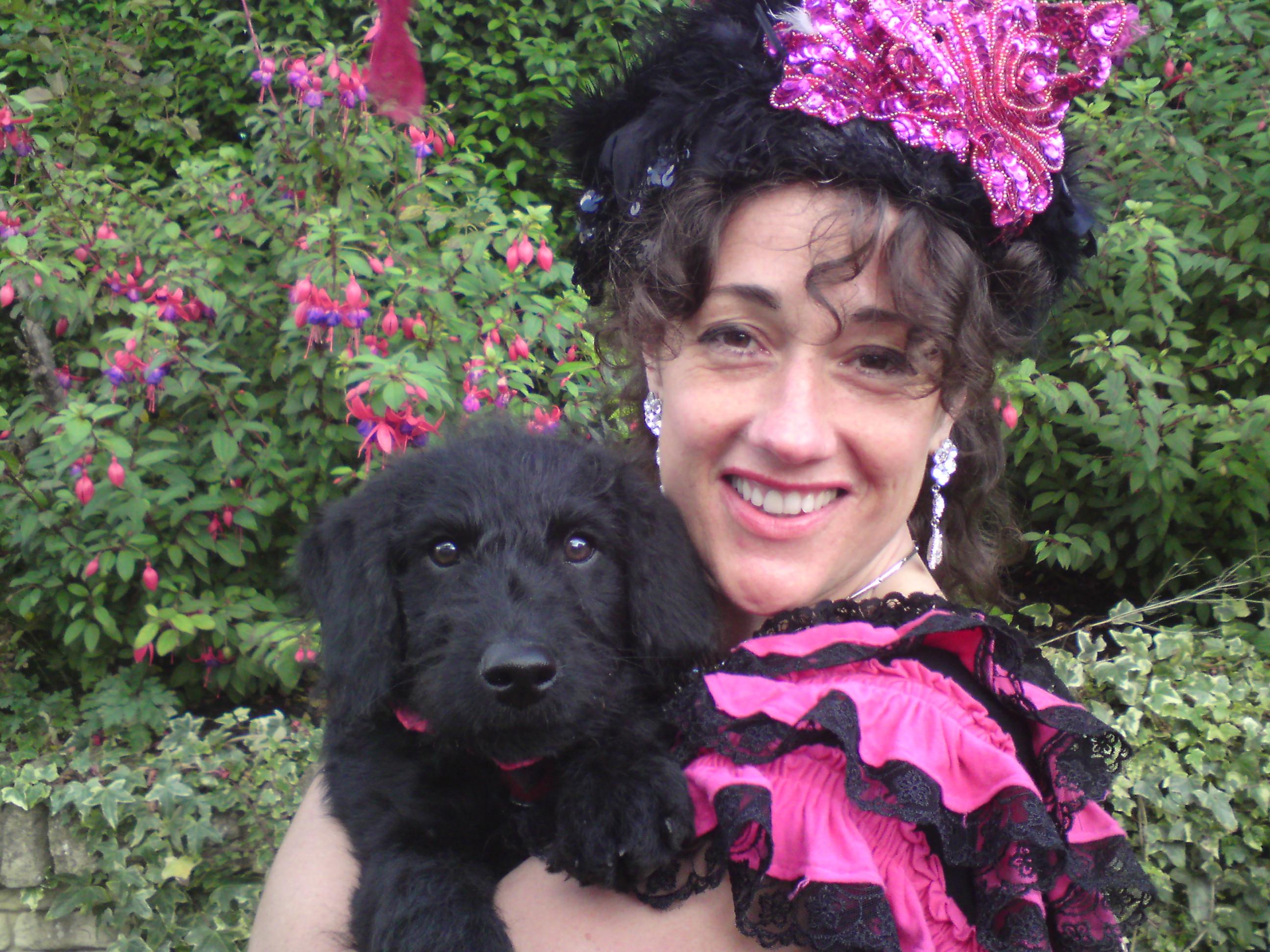 Bongo the Puppy!