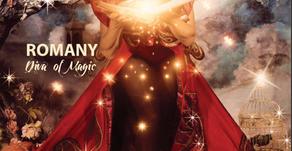 Cover Girl on Vanish Magic Magazine!