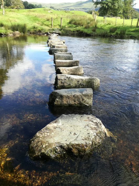 Stepping Stones - Day 3