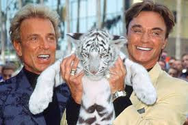 Siegfried & Roy, Masters of the Impossible.  - Day 52