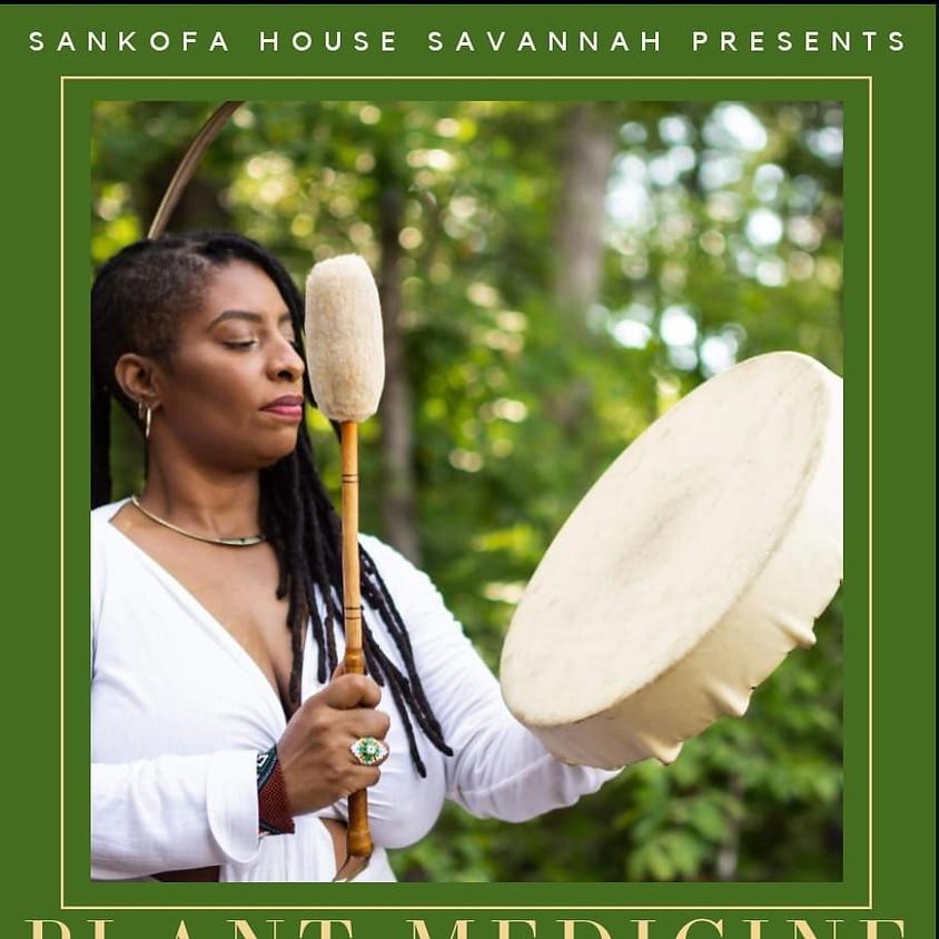 Sankofa House Savannah Medicina Ceremony