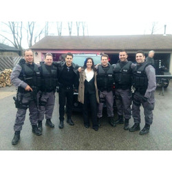 Rookie Blue with Tactical Films Crew