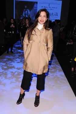 Rachael Ancheril     Fashion Week