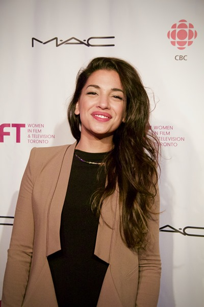 Rachael Ancheril  |  WIFT |  TIFF