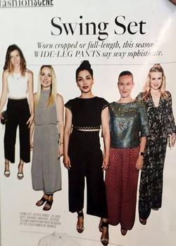 Rachael   Toronto Fashion Magazine