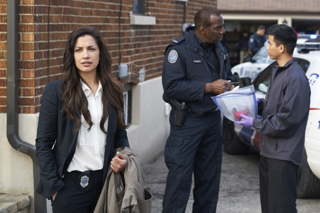 Marlo Cruz  | Rookie Blue | S6