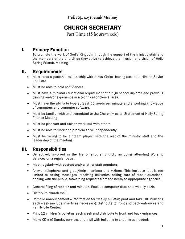 HSFM CHURCH SECRETARY JOB DESCRIPTION(1)_Page_1.jpg