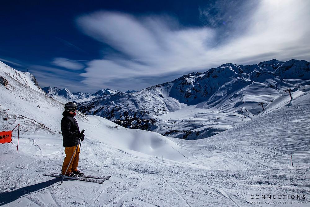 Les Arcs ski resort Review