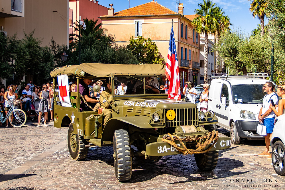 Southern France 75th WW2 Anniversary Parade